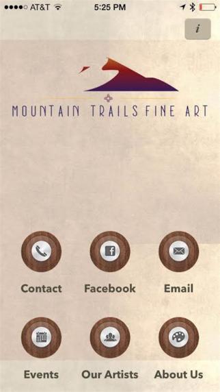 Mountain Trails Fine Art
