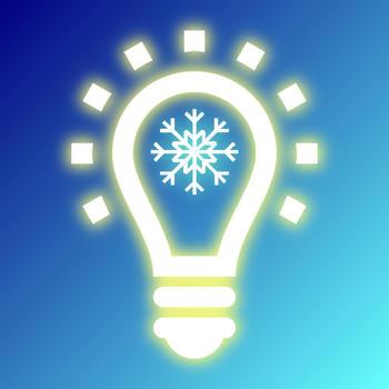书籍のXmaSwitch - Christmas quotes and Beautiful Snow LOGO-記事Game
