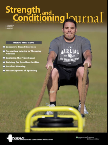 Strength Conditioning Journal