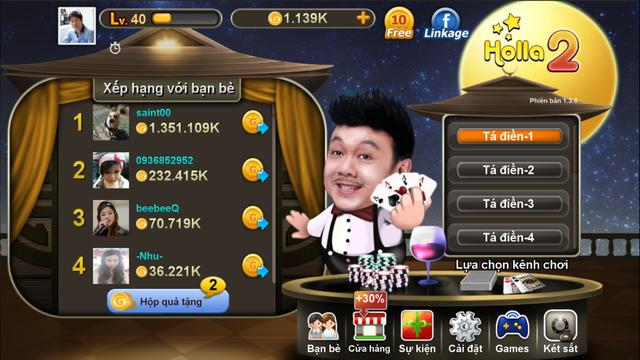 Ongame Phỏm2 game bài