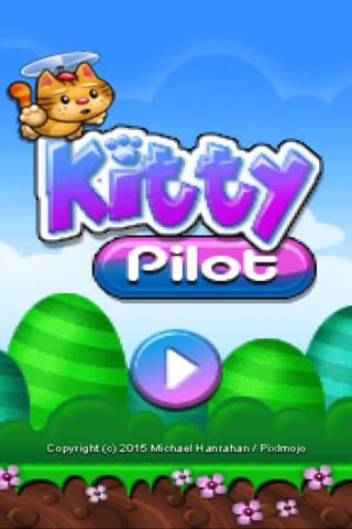 Kitty Pilot screenshot 1