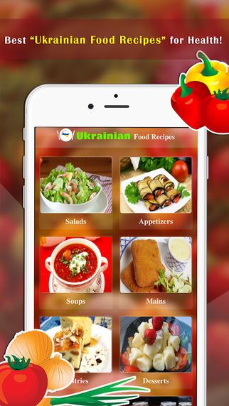 Ukrainian Food Recipes - Best Foods For Your Health