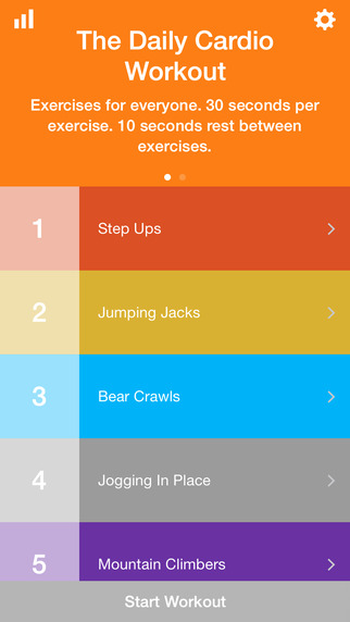 Daily Cardio Workout Premium – Rock Your Cardiovascular Exercise