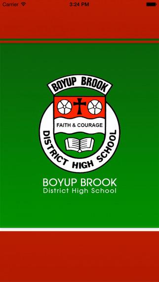 Boyup Brook District High School - Skoolbag