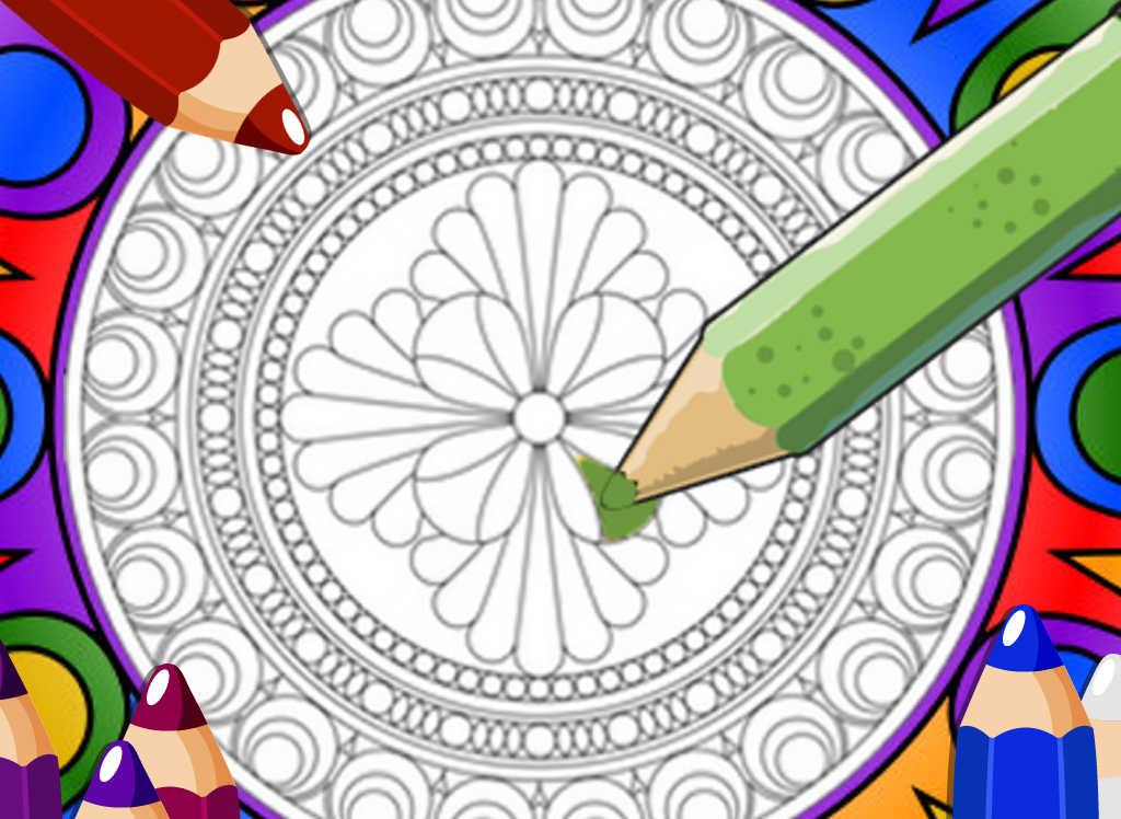 App Shopper Mandala Coloring Pages Catalogs
