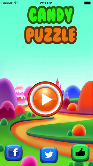 Candy Puzzle Legend-Amazing Match 3 candies pop game for boys and girls
