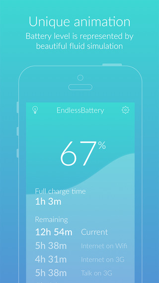EndlessBattery - Unique Battery Management App