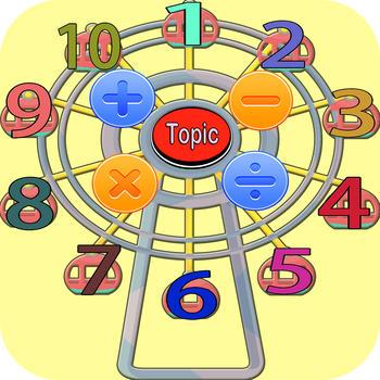 Maths 123 For Kids Free LOGO-APP點子