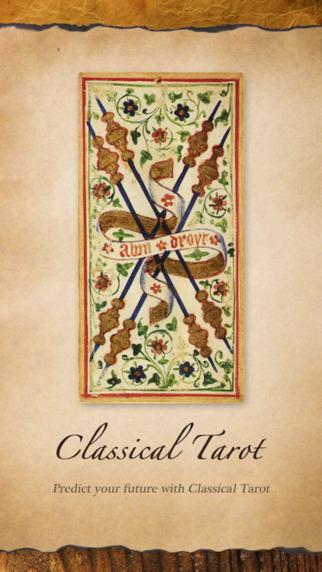 Classical Tarot - Medieval Fortune Teller