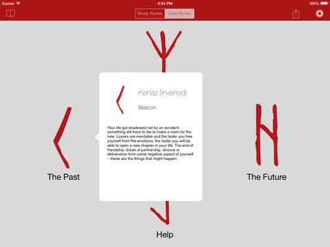 Rune Magic HD iPad Screenshot 4