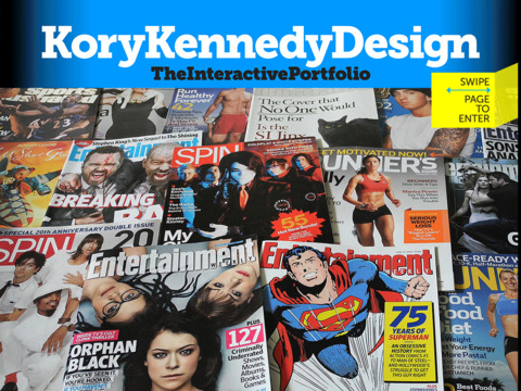 Kory Kennedy Design: The Interactive Portfolio