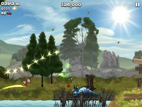 Firefly Runner Screenshot