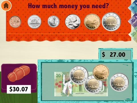 Moca Learning Money CAD
