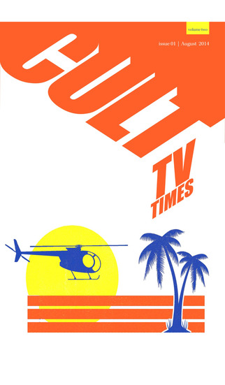 Cult TV Times - good old-fashioned writing about Cult TV from anime to NCIS