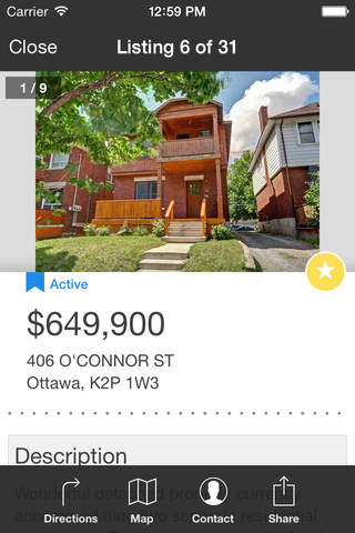 Ottawa Property Locator screenshot 4