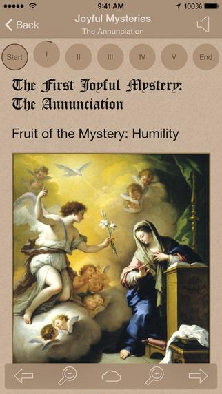 Scriptural Rosary