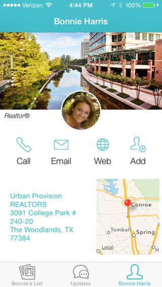 Bonnie Harris - Urban Provision Realtors The Woodlands Real Estate