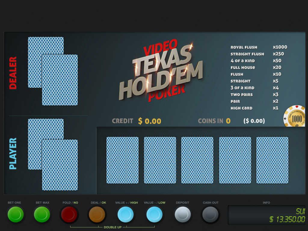 Texas holdem app ios