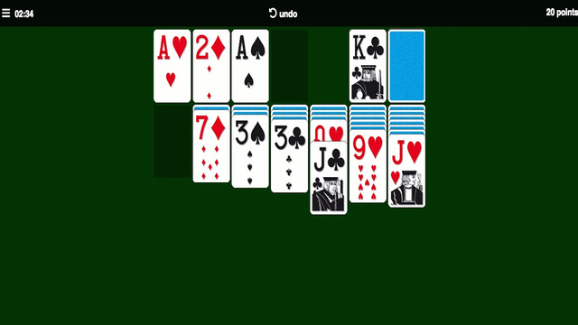 Blackjack Solitaire Extreme