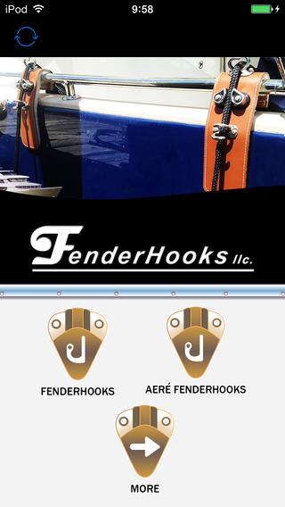 Fenderhooks