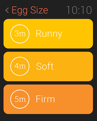 Egg Timer - Perfect Boiled Eggs Every Time on the App Store