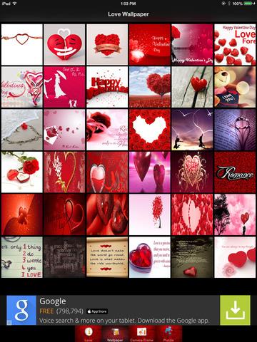 Romantic Love Live Wallpaper Love Frames