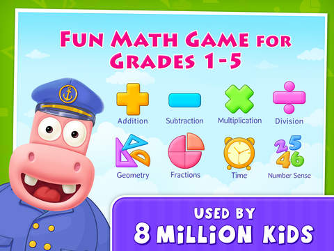 Splash Math educational app #review grades Kindergarten through 5th Grade
