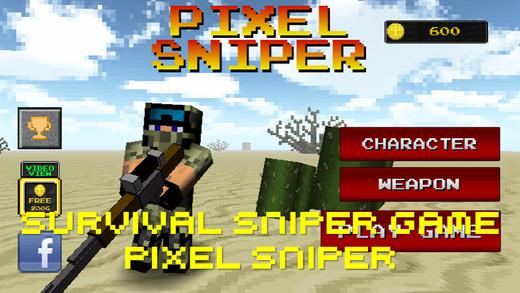 PixelSniper - Zombie Hunter