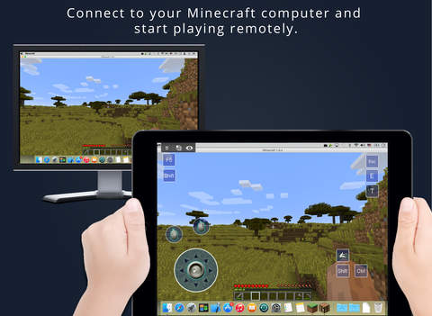 how to play minecraft online on ipad