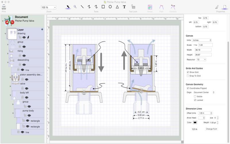 DoodleCAD Screenshot - 1