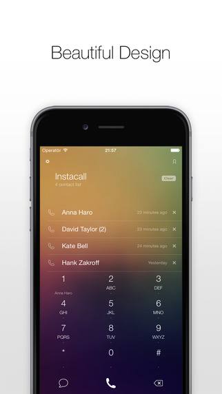 Instacall - The Best Smart Dialer Speed Dial Widget