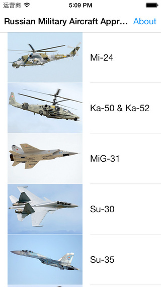 Russian Military Aircraft Appreciate Guide For iPhone