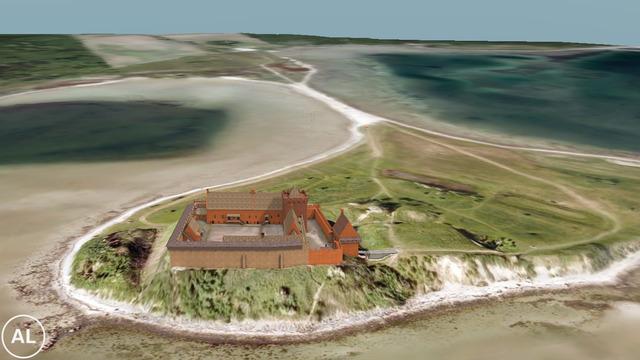 Kalø Castle Ruins