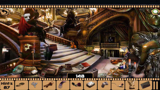 Hidden Objects Guess the movie