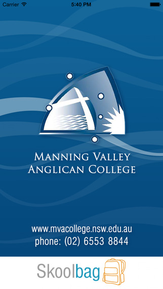 Manning Valley Anglican College - Skoolbag