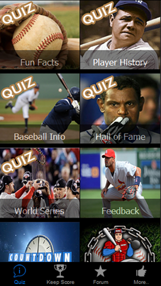 Baseball Quiz ft No 1 League Schedule Score Standing