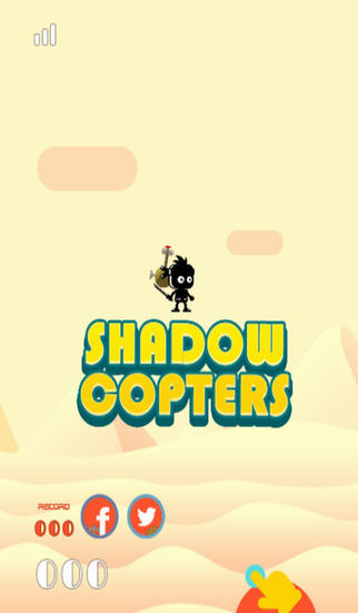 Shadow Copters