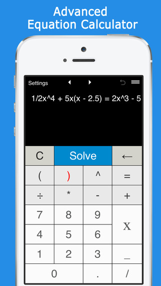 Quartic Equation Calculator