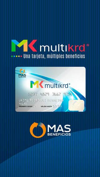 Descuentos Multikrd MAS BENEFICIOS