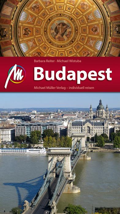 Budapest MM City – Stadtführer zum Selbstentdecken