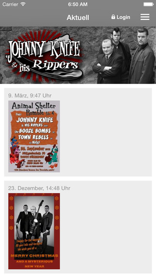Johnny Knife His Rippers