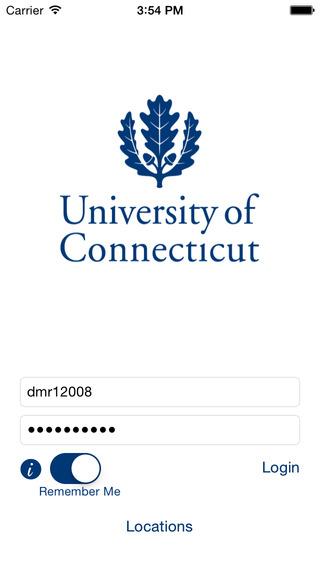 UConn One Card