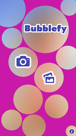 Bubblefy free - spice up your photos and make them look super hot