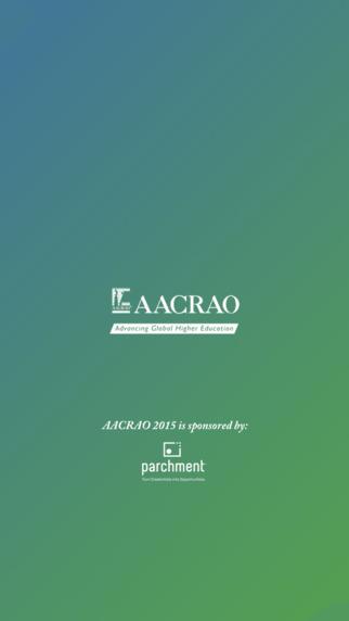 AACRAO 2015