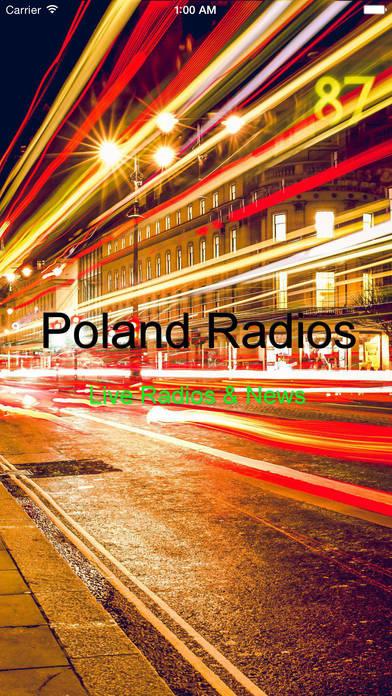 Poland Radios iPhone Screenshot 3