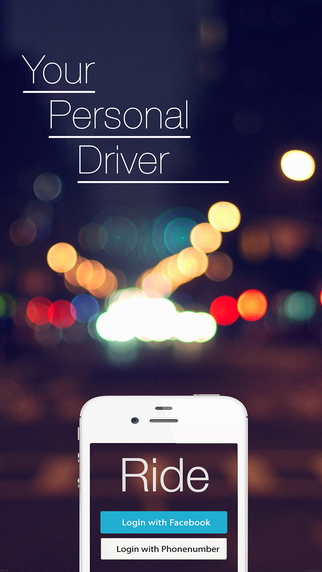 Ride - Your personal driver