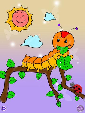 动物小伙伴们(免费)-儿童画画填色涂鸦(快乐