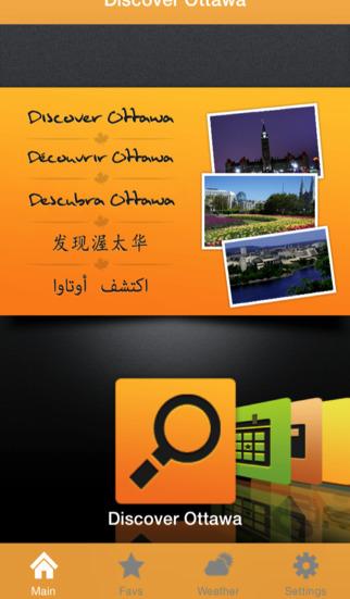 Discover Ottawa