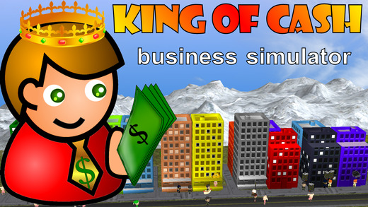 King of Cash Business Simulator