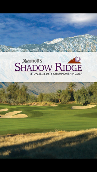 Marriott's Shadow Ridge Golf